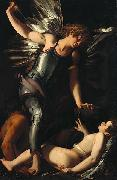 The Divine Eros Defeats the Earthly Eros Giovanni Baglione