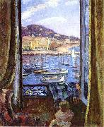 The Quay at St Pierre in Cannes Henri Lebasque Prints