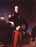 Portrait of Prince Ferdinand Philippe, Duke of Orleans Jean Auguste Dominique Ingres
