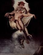Sleep and Death carrying away Sarpedon of Lycia Johann Heinrich Fuseli