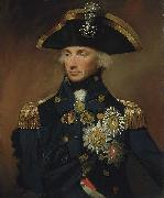 Rear-Admiral Sir Horatio Nelson Lemuel Francis Abbott