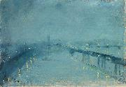 London in the fog Lesser Ury