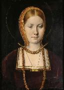 Young Catherine of Aragon Michiel Sittow