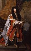 Portrait of King William III of England Thomas Murray