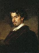 portrait of Valeriano Dominguez Becquer Bastida