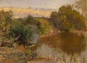The Yarra below Eaglemont Walter Withers