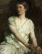 Young Woman Abbot H Thayer