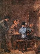 In the Tavern Adriaen Brouwer