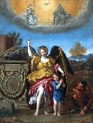 Guardian angel Domenichino