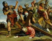 The Way to Calvary Domenichino
