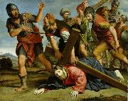 Domenichino, The Way to Calvary Domenichino