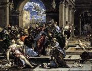 The Purification of the Temple El Greco
