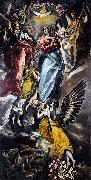 The Virgin of the Immaculate Conception El Greco