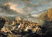 The Triumph of Neptune and Amphitrite Frans Francken II