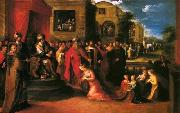 Esther before Ahasuerus Frans Francken II