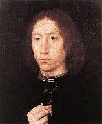 Portrait of a Man Hans Memling