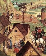 Advent and Triumph of Christ Hans Memling