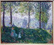 An afternoon in the park Henri Lebasque Prints