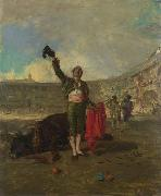 The Bull-Fighters Salute Mariano Fortuny y Marsal