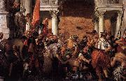 Martyrdom of Saint Lawrence Paolo Veronese