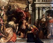 Saints Mark and Marcellinus being led to Martyrdom Paolo Veronese