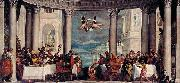 The Feast in the House of Simon the Pharisee Paolo Veronese