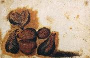 Still-Life of Figs Simone Peterzano