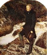 John Ruskin, portrait Sir John Everett Millais