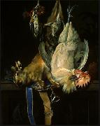Still Life with Dead Game Willem van Aelst
