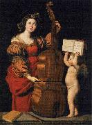 St Cecilia Domenichino
