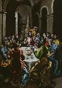 Feast in the House of Simon El Greco