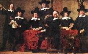 Governors of the Wine Merchants Guild Ferdinand bol