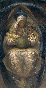 The All Pervading Georeg frederic watts,O.M.S,R.A.