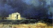 Menin Gate at Midnight John Longstaff