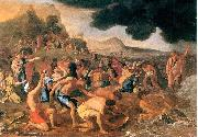 Crossing of the Red Sea Nicolas Poussin