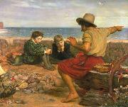 The Boyhood of Raleigh Sir John Everett Millais
