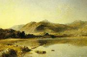 A view of the wikipedia:Moel Siabod Thomas Danby