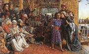 The Finding of the Saviour in the Temple William Holman Hunt