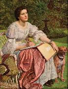 The School of Nature William Holman Hunt