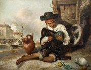 Melon Seller William Knight Keeling