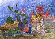Flowers and fruits Zygmunt Waliszewski