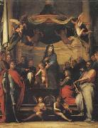 The Mystic Marriage of St.Catherine BARTOLOMEO, Fra