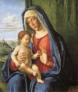 Madonna and Child CIMA da Conegliano