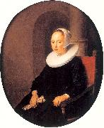 Portrait of a Woman DOU, Gerrit