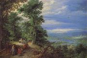 Forest's Edge Jan Brueghel The Elder