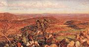 The Plain of Esdraelon from the Heights above Nazareth William Holman Hunt