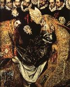The Burial of Cout of Orgaz El Greco