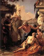 The Death of Hyacinthus Giambattista Tiepolo