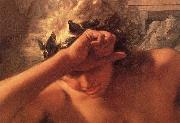 Details of The Death of Hyacinthus Giambattista Tiepolo