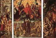 Last Judgement Hans Memling
